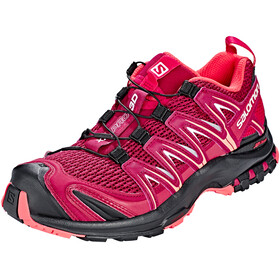Salomon XA Pro 3D Shoes Women Beet Red/Cerise./Black